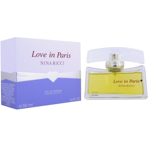 Nina Ricci Love in Paris Eau De Parfum 50 ml (woman)