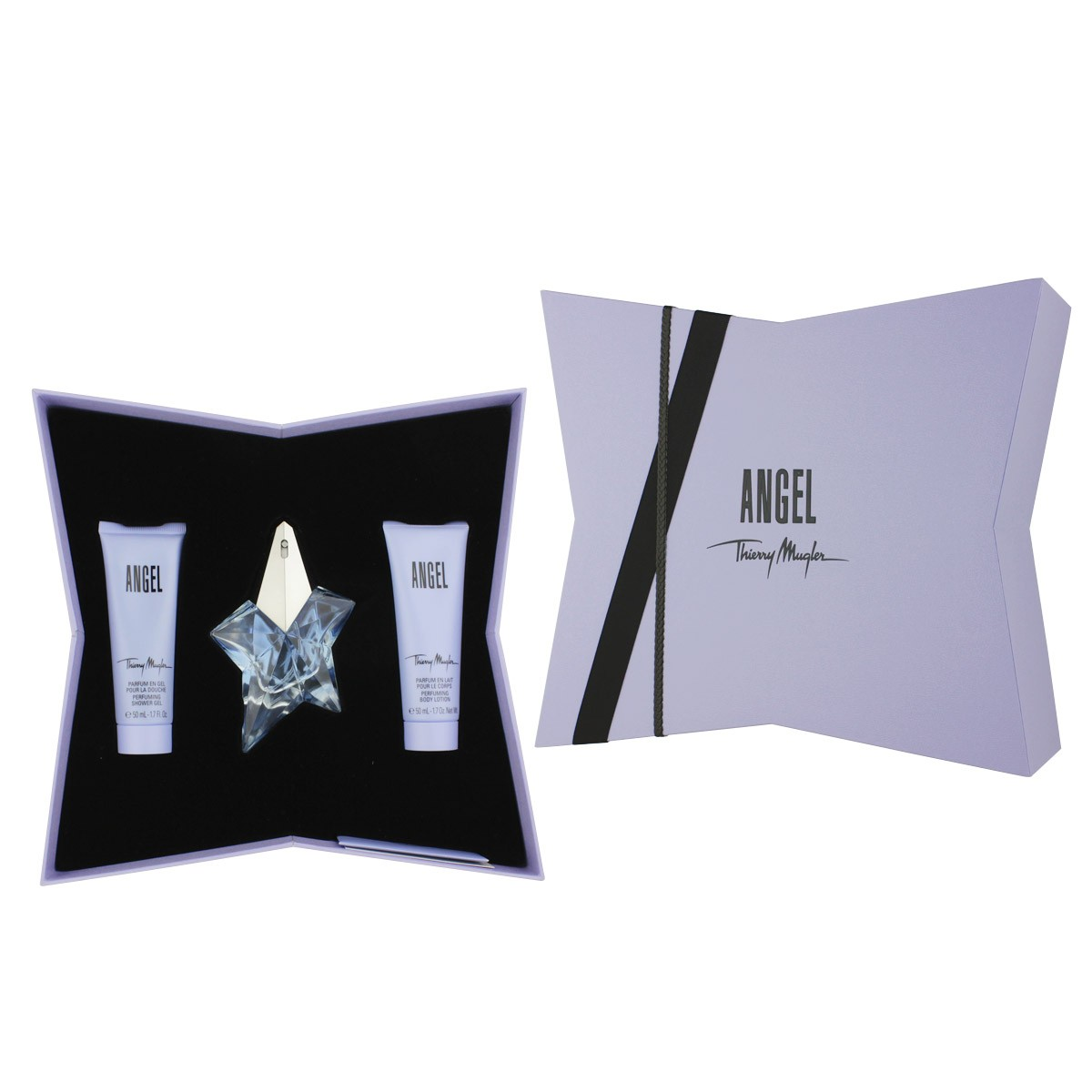 Thierry Mugler Angel EDP 25 ml + SG 50 ml + BL 50 ml (woman)
