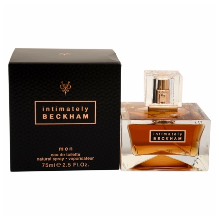 DAVID BECKHAM Intimately for Men EDT 75ml M